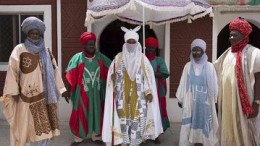 Emir Of Kano Takes Up Job As Chairman Of Blackstone Africa Fund.
